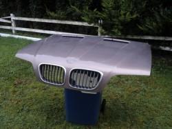 BONNET OFF 2003 BMW X 5