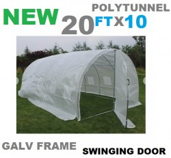 POLYTUNNEL 20FT X 10FT