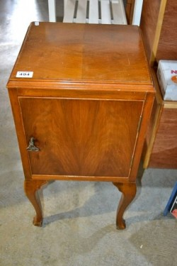 Antique oak  locker imaculate  condition