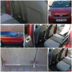 Ford Fusion + (automatic)