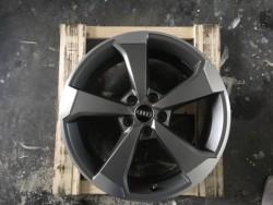 Audi rotar alloys 19 inch diamond cut