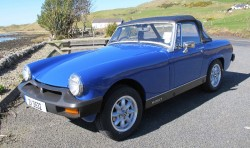 MG Midget 1500 For Sale