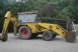 JCB 3C Parts Wanted for Restoration