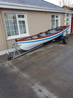 Boat & engine for sale