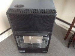 Superser heater as new. Calor