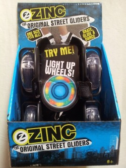 Brand New Street Gliders - 6+ Boys (with LED light up wheels)