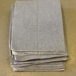 Oil soak pads