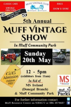 5th Annual Muff Vintage Show