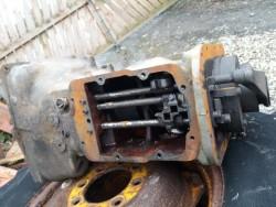 Massey ferguson 135 gearbox..