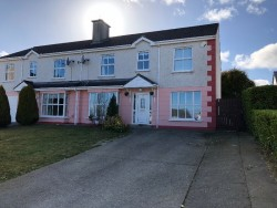 5 Bed Semi-Detached House For Sale, Carolina Park, Letterkenny