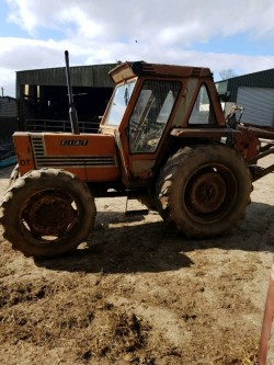 Fiat 780 DT Tractor 4wd