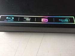For sale. Slimline LG Blu Ray/dvd disc player