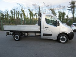 2013 VAUXHALL MOVANO F3500 DROPSIDE FWD