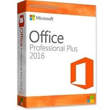 Microsoft office 2016 pro +  key and download link