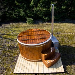 Wooden Saunas and Hot Tubs from €1500