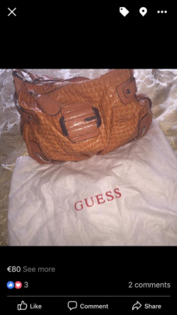 Range of guess bags