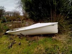 Sailing hull