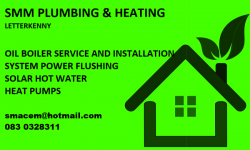 SMM Plumbing and Heating