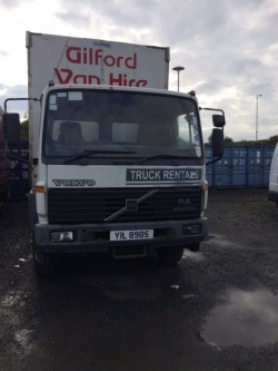 Volvo FL6 Curtain Side **** Non Runner **** Choice of two