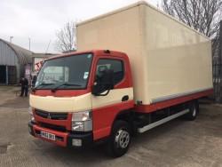 Mitsubishi Fuso Lorry