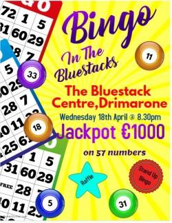 Bingo Jackpot €1000