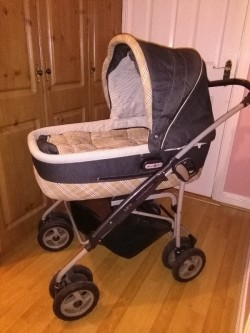 Mamas & Papas MPX Travel System With Car Seat