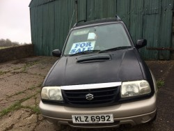 2003 Suzuki Grand Vitara For Sale (Diesel)