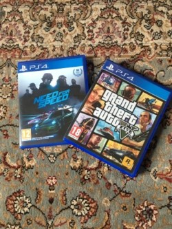 PS4 Games for Sale €25 each