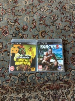 PS3 Games For Sale €15 Each