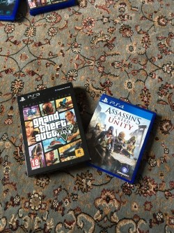 PS4 & PS3 Games For Sale €15 each