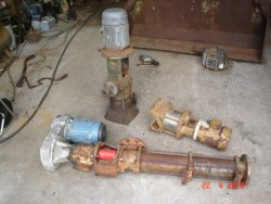 3 Phase Motors and Mono Pumps