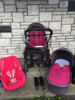 iCandy buggy set