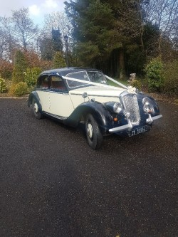 Vintage  car  for  sale