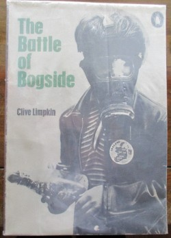 BATTLE OF BOGSIDE by Photographer Clive Limpkin