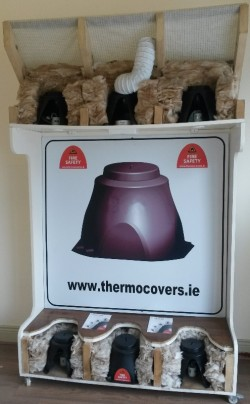 Thermo Covers - Fire Prevenion - Downlight Covers
