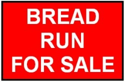 Bread Run For Sale