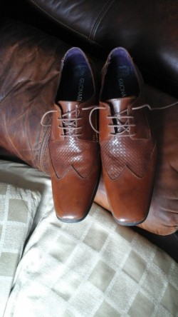 Mens tan shoes new