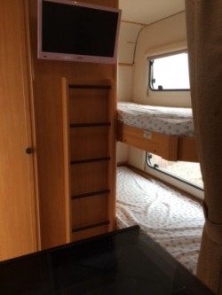 Fiat Ducato Camper doe Jan 20
