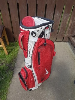 Immaculate nike sport lite carry bag