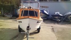 Cuddy - Fishing Boat