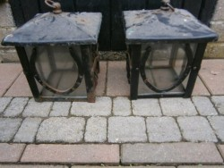 Antique Horse Shoe Design Lights/Lanterns
