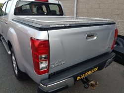 Isuzu D-Max 2012 on D-Cab Mountain Top Cover