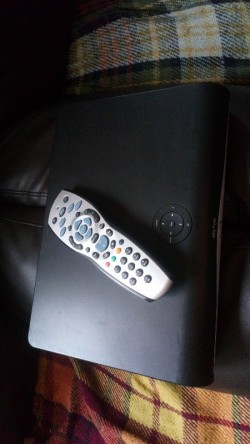 Sky+HD with Remote