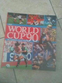 Orbis world cup 1990. The complete collection