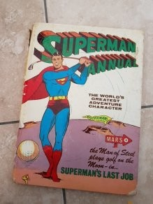 Superman 1965-66 annual