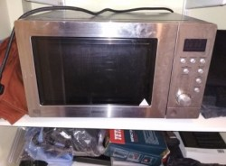 KENWOOD Combination Microwave - Silver