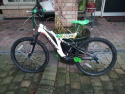 Good condition mountain bike