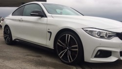 BMW 420D MSport Mperformace Automatic 2014
