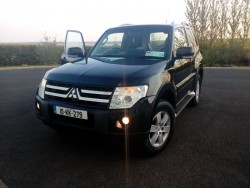 2010 mitsubishi pajero swb taxed and tested, clean jeep