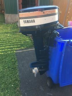 yamaha 25hp longshaft 2-stroke